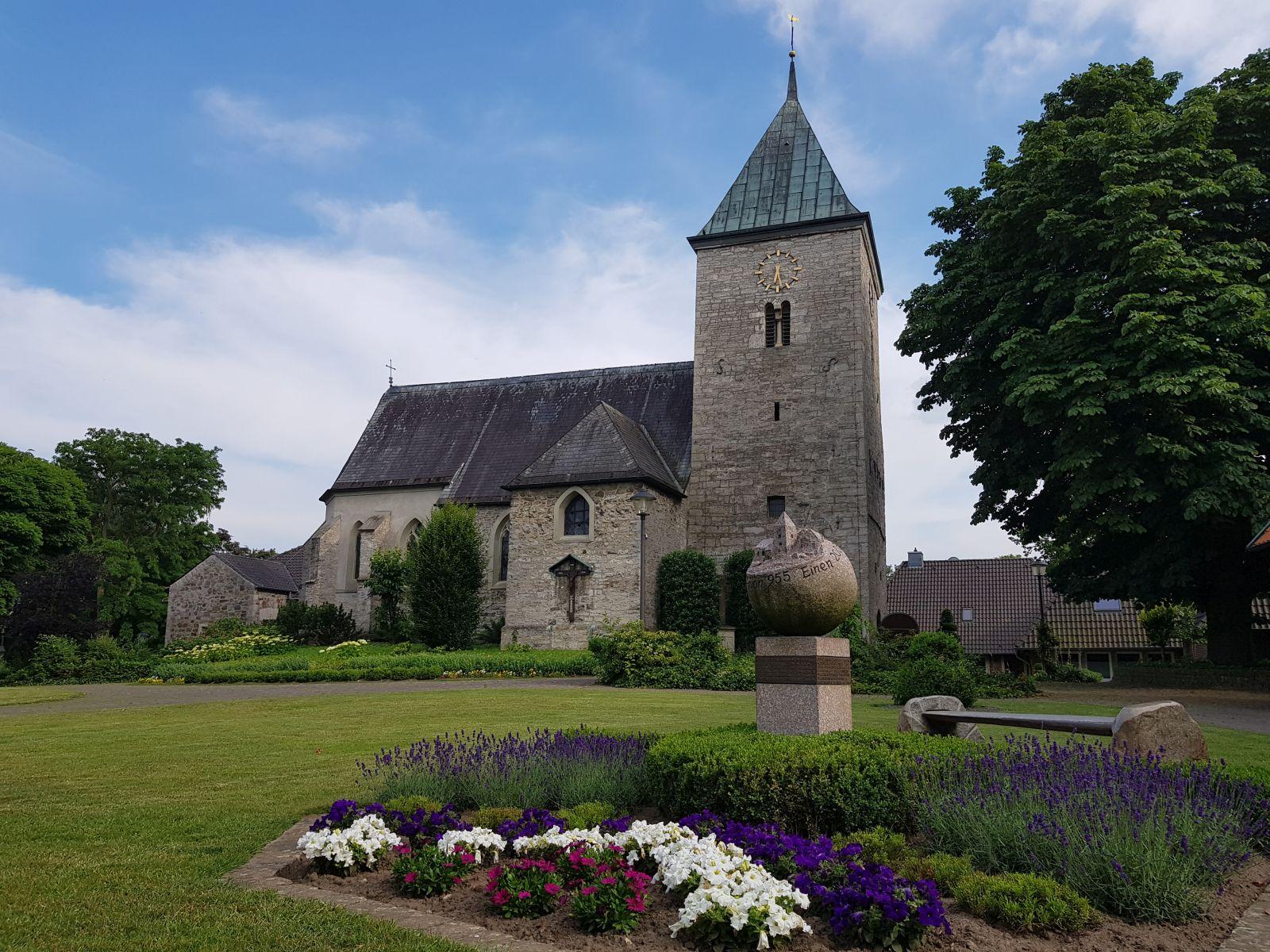 Kirche In Einen