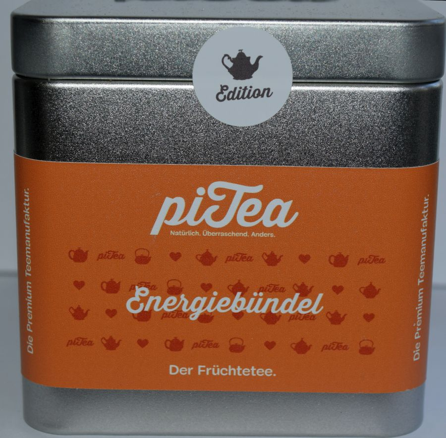 PiTea – Energiebündel – Mit Teestation
