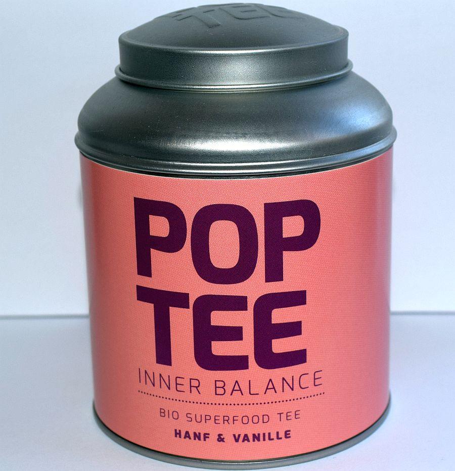 Pop Tee – Inner Balance – Hanf Und Vanille