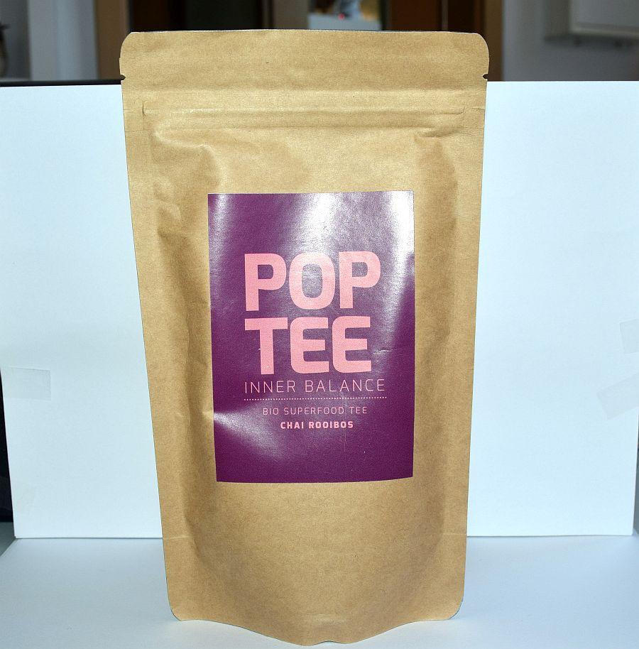 Pop Tee – Inner Balance – Superfood Chai Rooibos