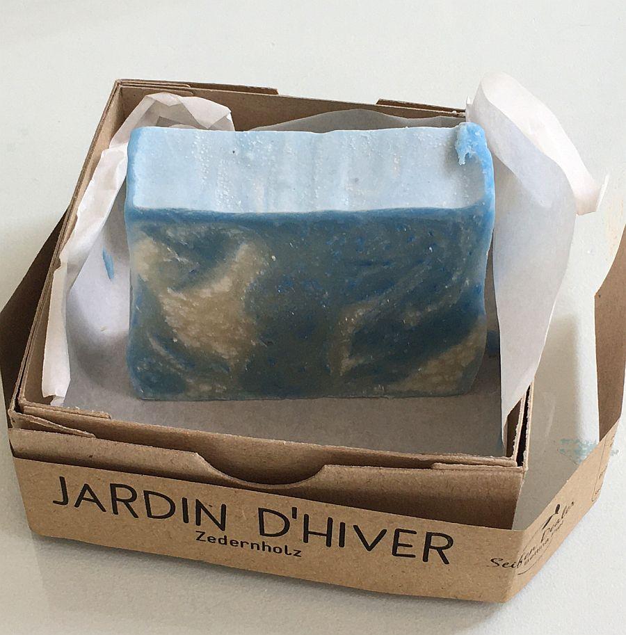 Seifen Dealer – Jardin D'hiver – Wintergärtchen