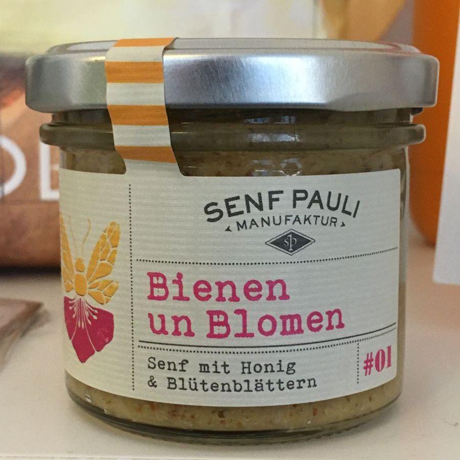 Senf Pauli – Bienen Un Blomen