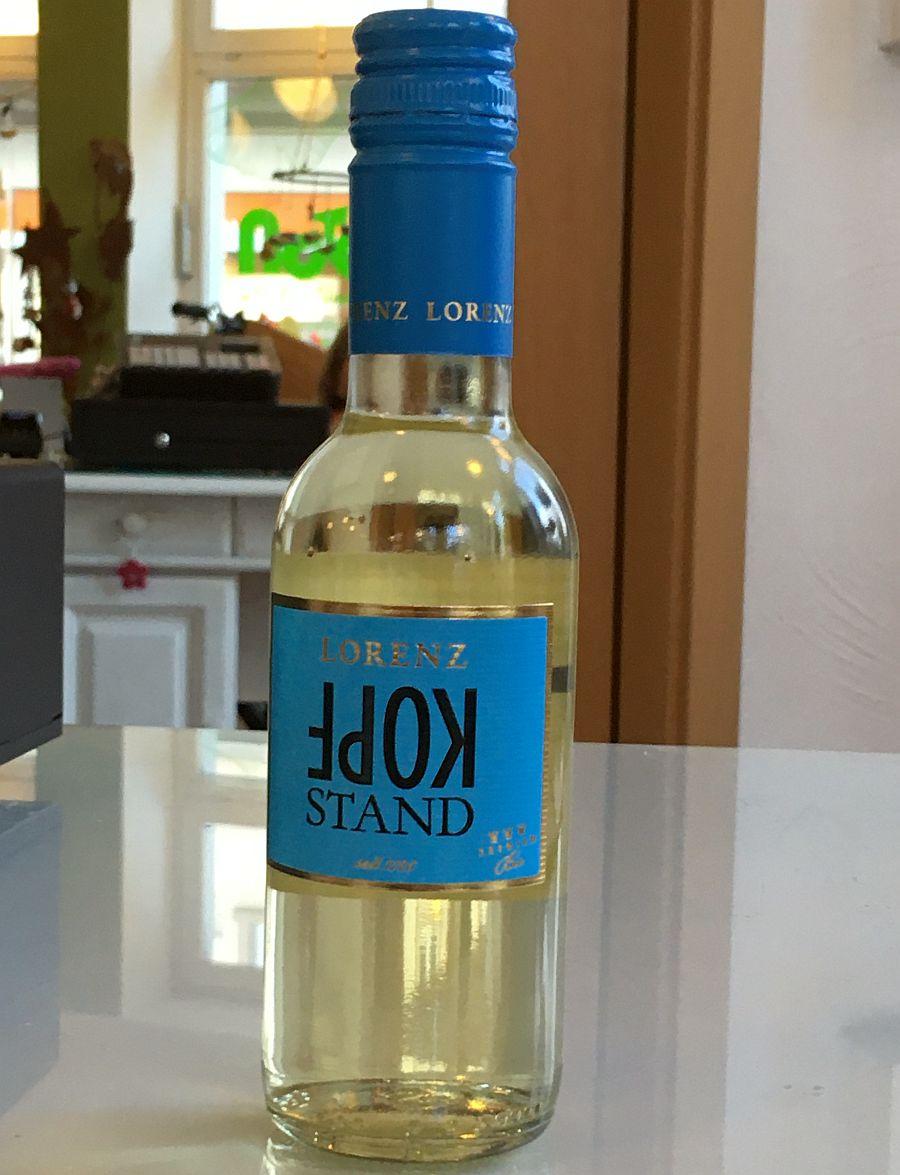 Weißwein – KOPFSTAND