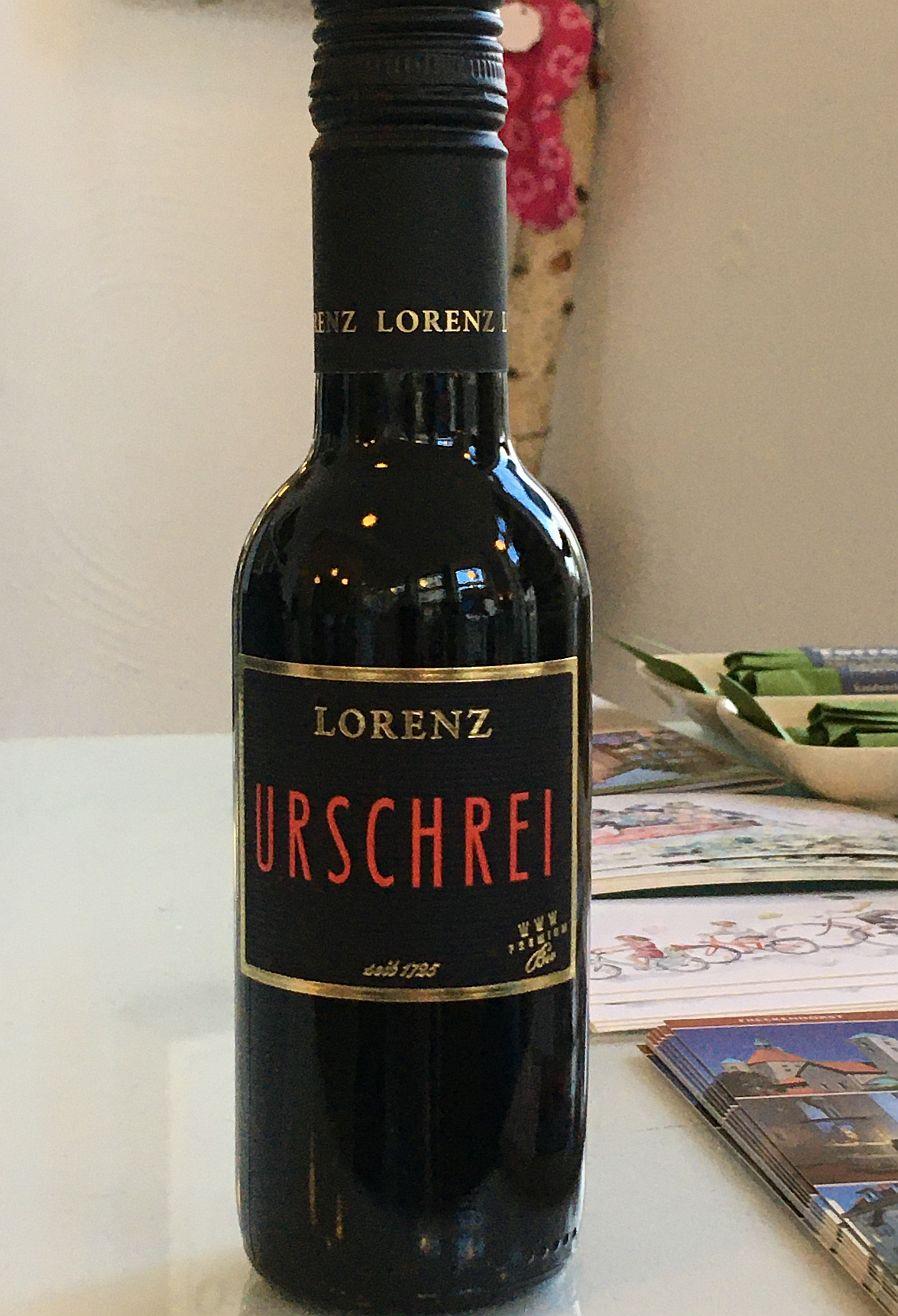 Rotwein – URSCHREI