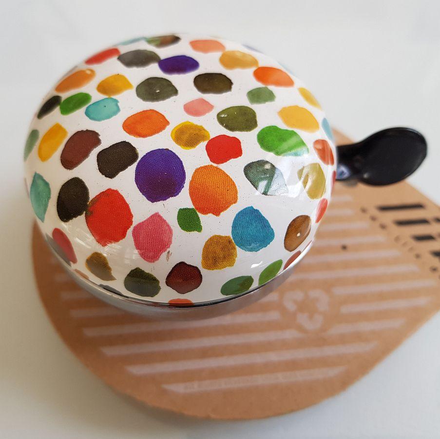 Lixx Ding Dong Bell – Carolyn Gavin Painted Dots