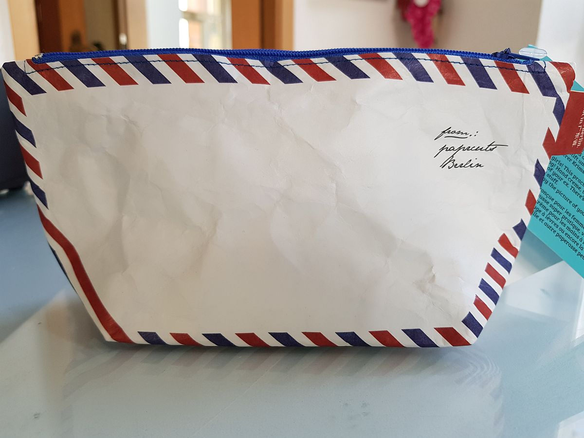 Paprcuts – Kosmetikbeutel Air Mail