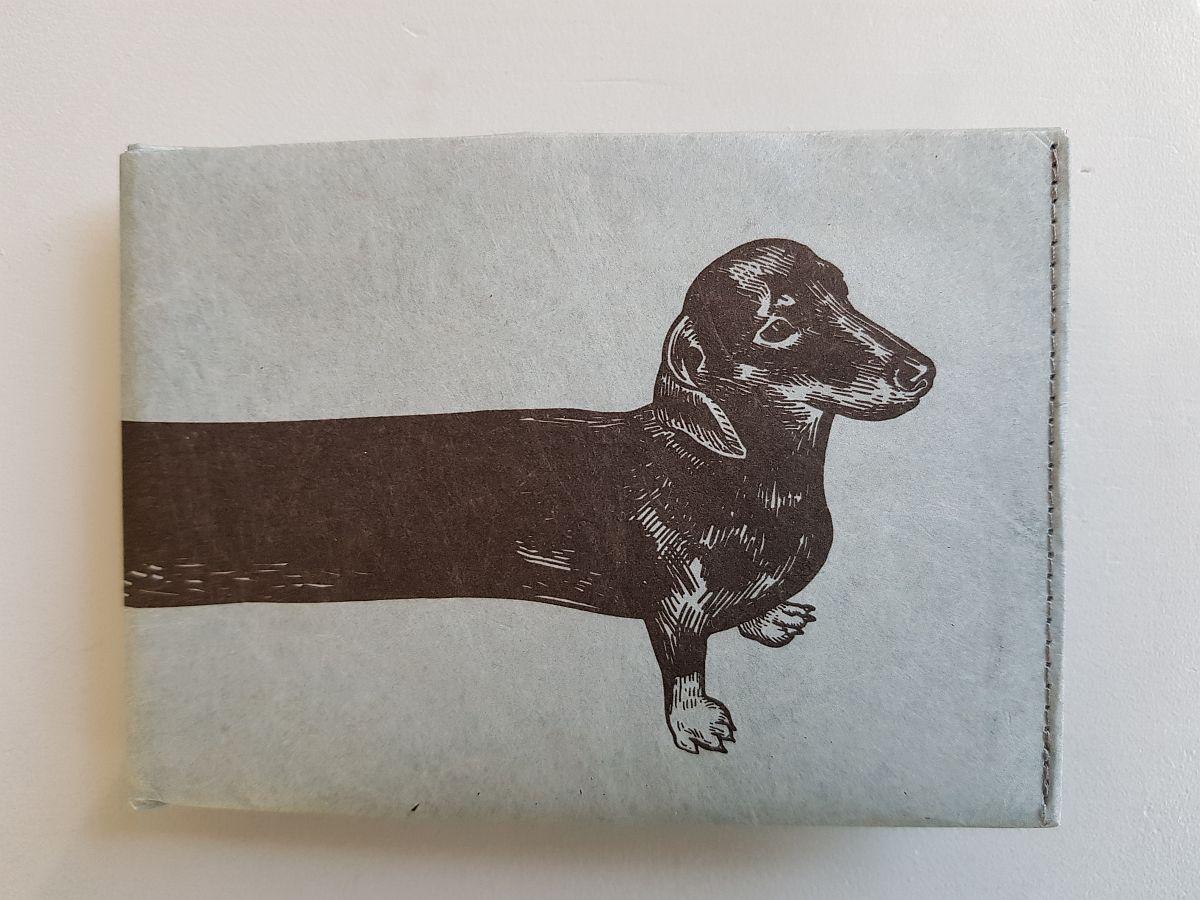 Paprcuts - RFID Portemonnaie im Papierlook
