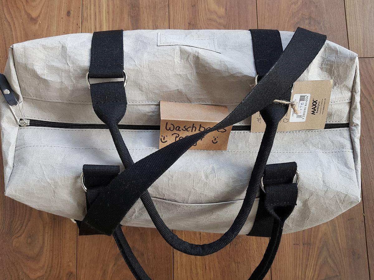 MAXX-Tasche Aus Papyr