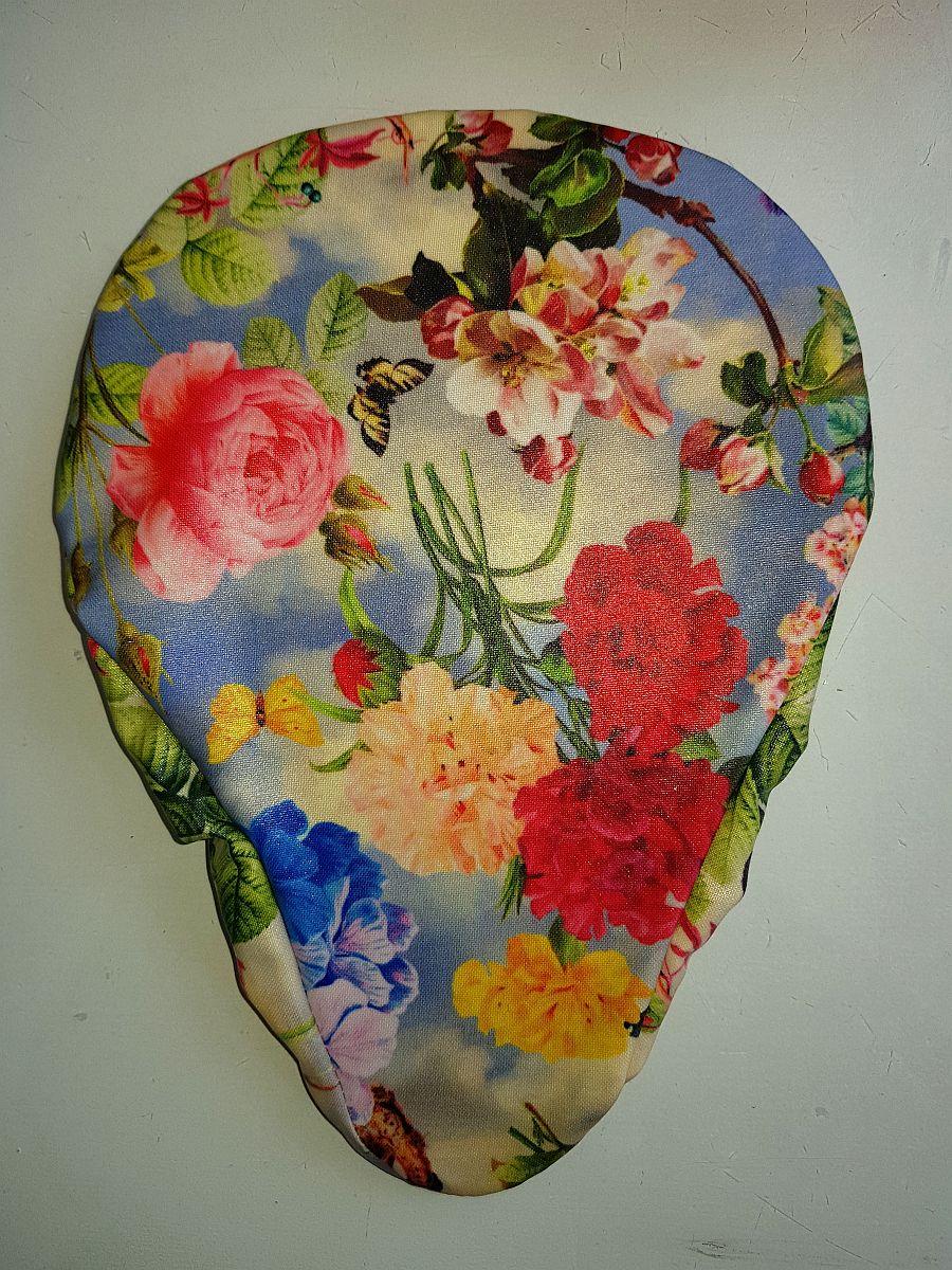 Sattelbezug Für Kinder – Pretty Flowers