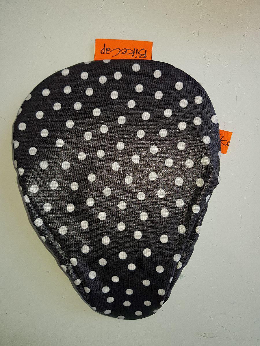 Sattelbezug Für Kinder – Black Dots