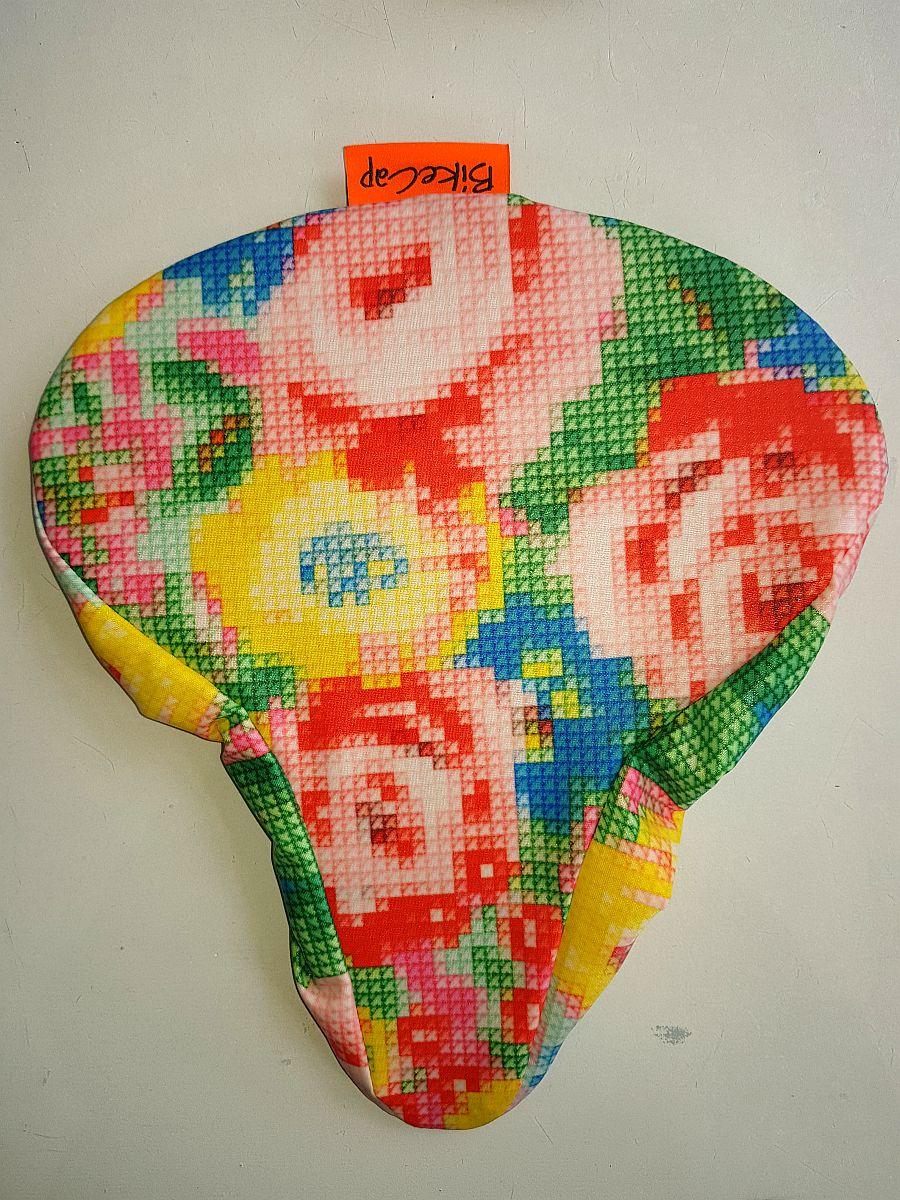 Sattelbezug Für Erwachsene – Stitchy Flowers