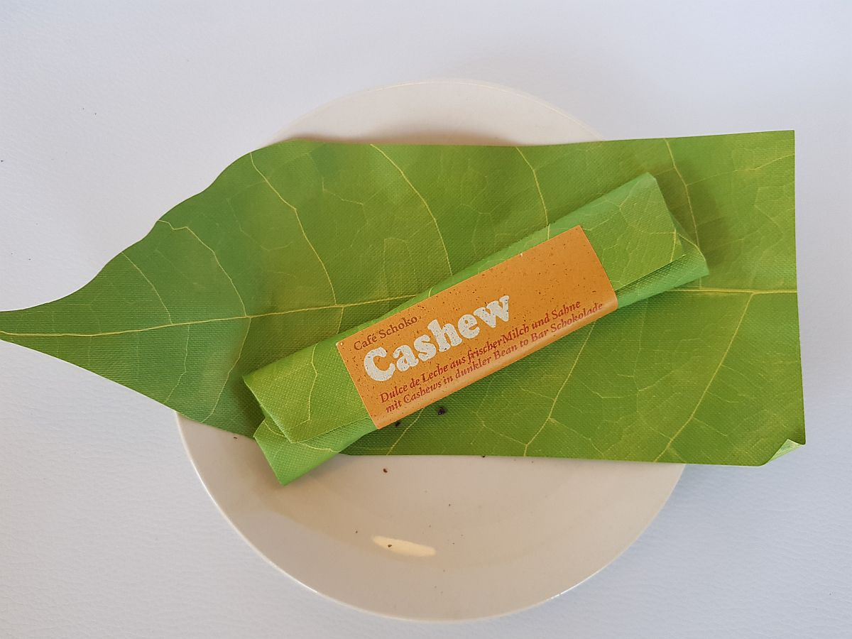 Schoko Café – Cashews In Sahnekaramell
