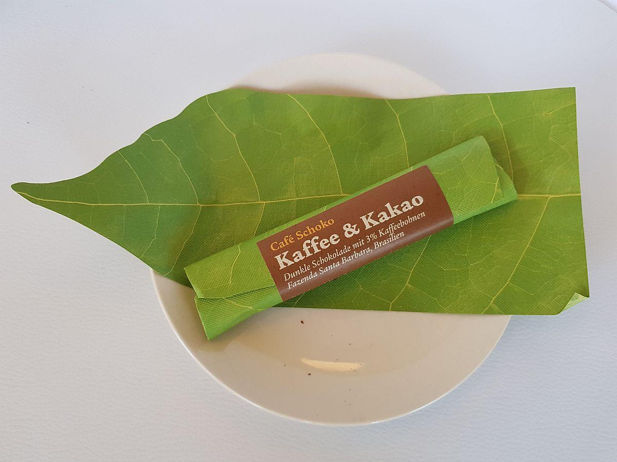 Schoko Café – Kaffee Und Kakao 72 %