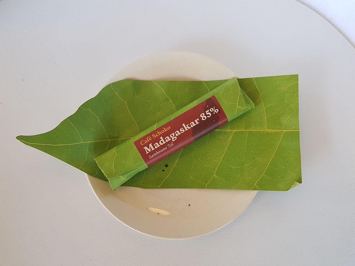 Schoko Café – Madagaskar 85 %