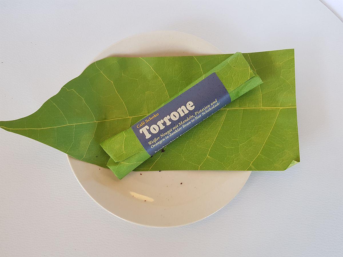 Café Schoko – Torrone Mandeln Und Pistazien