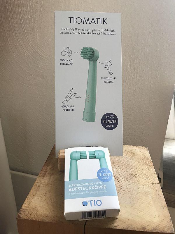 Aufsteckkopf Für Elektrische Zahnbürste